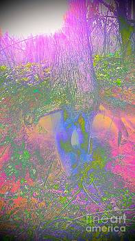 Fairy Tree by Karen Newell