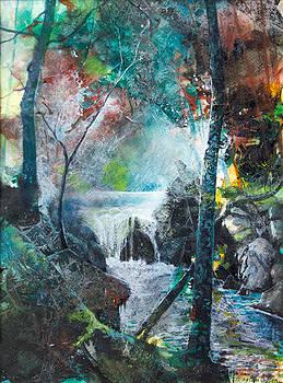 Fairy Woods II by Patricia Allingham Carlson