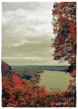 Fall and the Mississippi by Garren Zanker