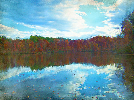 Sandi OReilly - Fall Around Lake Jeanette