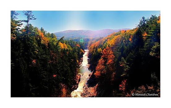 Fall At Its best by Maneesh Chandran