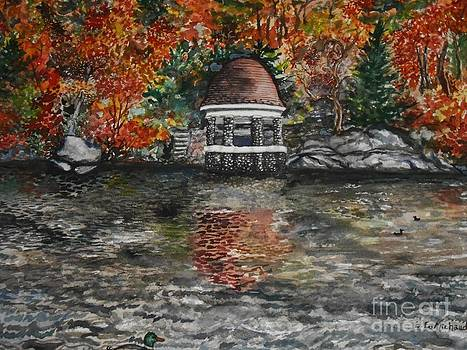 Fall at the Park by Emily Michaud