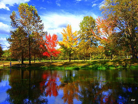 Fall at the Springs by Denny Ragan