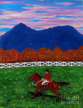 Fall Back by Edward Fuller