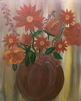 Fall Bouquet 5 by Toni  Di Nuzzo
