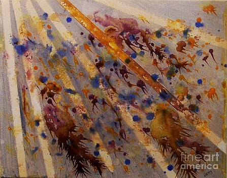 Fall breezes by Vicky Shaffer White