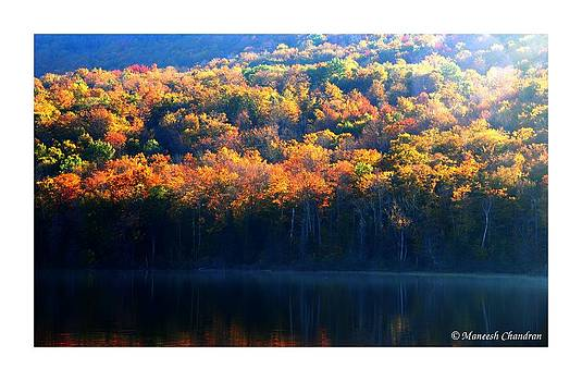 Fall Color by Maneesh Chandran