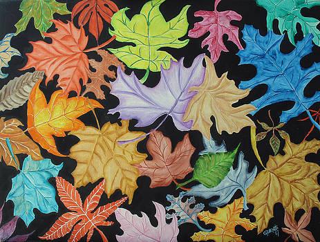 Fall by Gloria E Barreto-Rodriguez