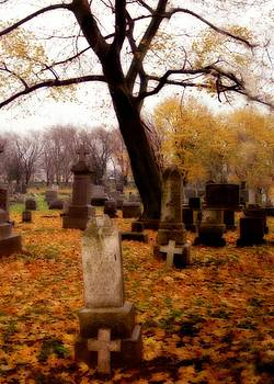 Gothicolors Donna Snyder - Fall Graveyard
