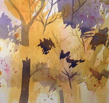 Fall hawk mt 10 by Lynn Millar