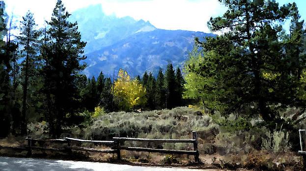 Fall in the Rockies by Prasida Yerra