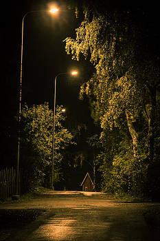 Fall Is Behind The Corner by Matti Ollikainen