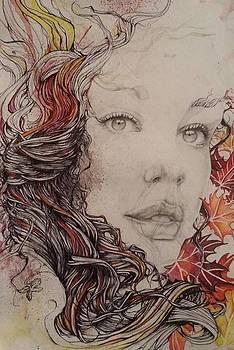 Fall by Kim McWhinnie