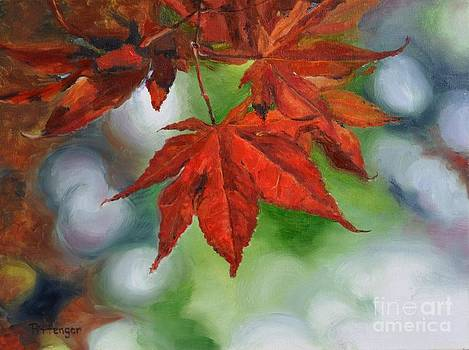 Fall Leaves by Lori Pittenger