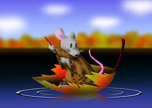 Jeanette K - Fall Mouse