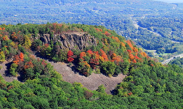 Fall on the Mountain by Stephen Melcher