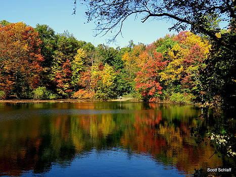 Fall Peak by Scott Schlaff