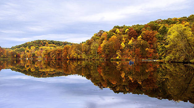 Fall Reflections by Kathy Ponce