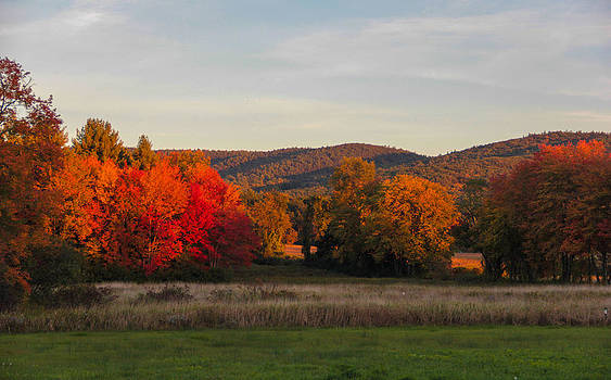 Fall River by Graham Hayward