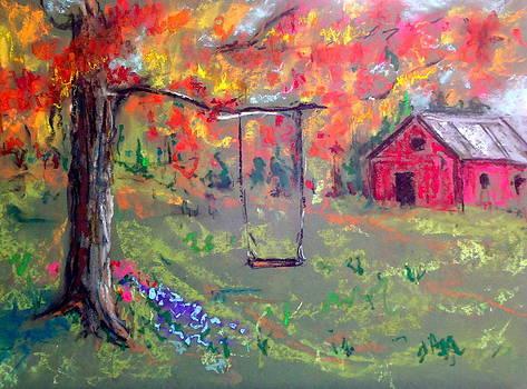 Fall Scene 14 by Pete Maier