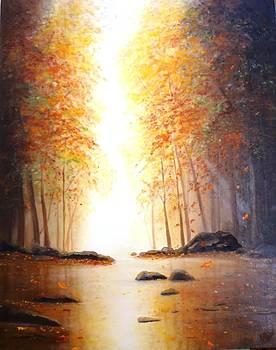 Fall Serenity by Trish Bilich