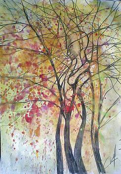 Fall Women by Vaidos Mihai