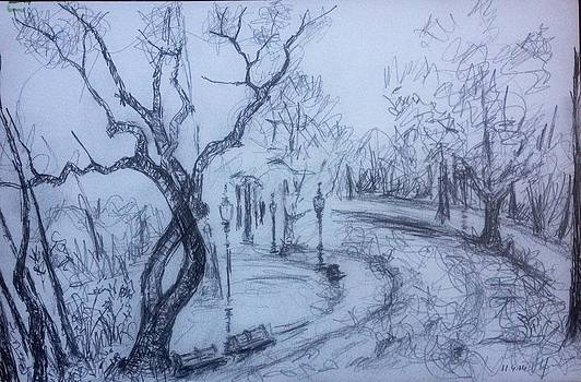 Fall2014-14 by Vladimir Kezerashvili