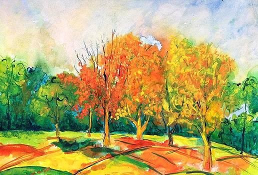 Fall2014-6 by Vladimir Kezerashvili