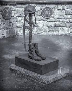 Fallen Soldier Battle Cross by Guy Whiteley