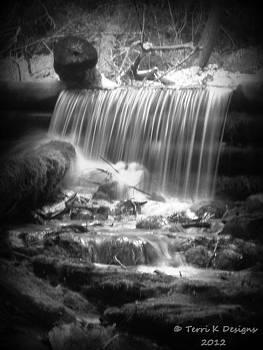 Falling Springs by Terri K Designs