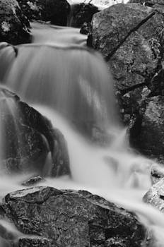 Falls in Black and White by Roger Lewis