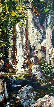 Falls by Olga Kurzanova
