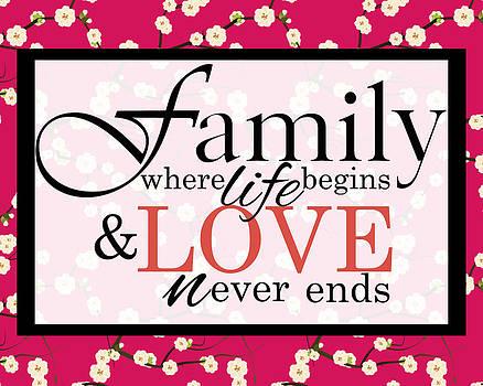 Family. by Angela  Bautista-Diaz
