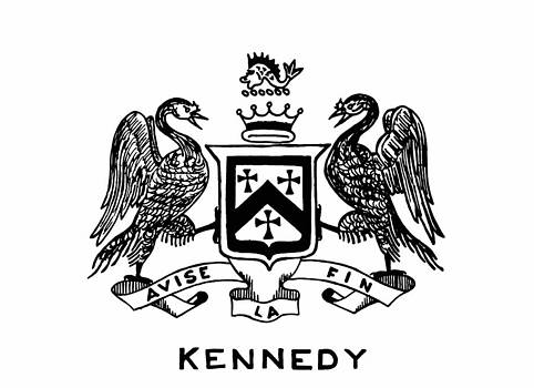 Family Crest by Thomas F Kennedy