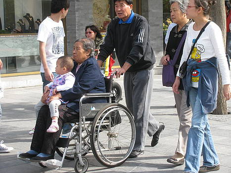 Alfred Ng - family outing