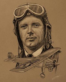 Dale Jackson - Famous Aviators Charles Lindbergh