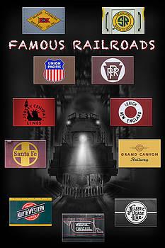 Mike McGlothlen - Famous Railroads