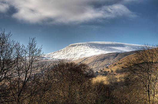 Steve Purnell - Fan Fawr Brecon Beacons 3