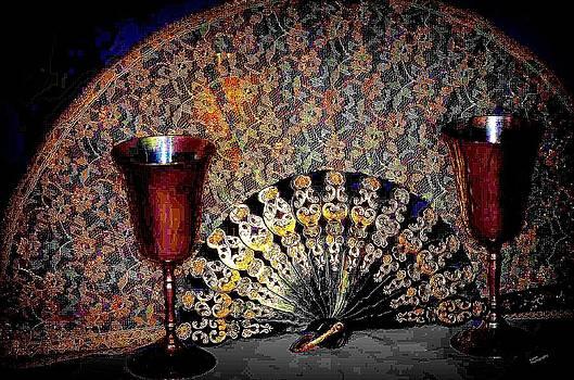 Fan by Karen Kersey