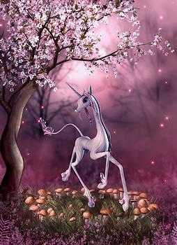 Fancy Unicorn by John Junek