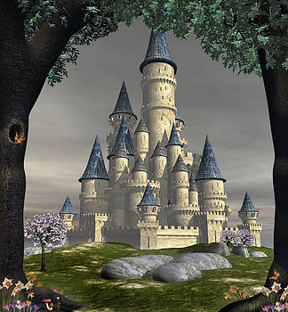 David Griffith - Fantasy Castle