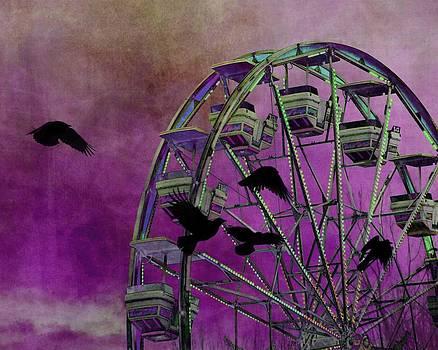 Gothicolors Donna Snyder - Fantasy Ferris-Wheel