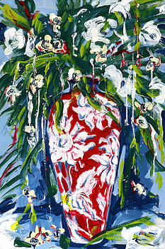 Fantasy Floral by Carole Goldman