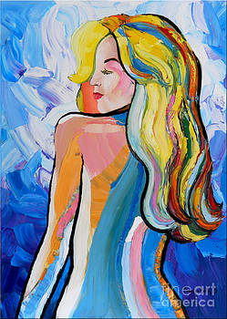Fantasy Girl  by Denisa Laura Doltu