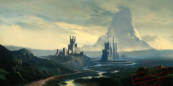 Fantasy World by Shajeersainu Sainu