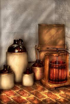 Mike Savad - Farm - Bottles - Let