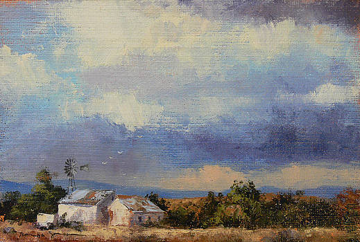 Farm in the Karoo by Tanya Jansen