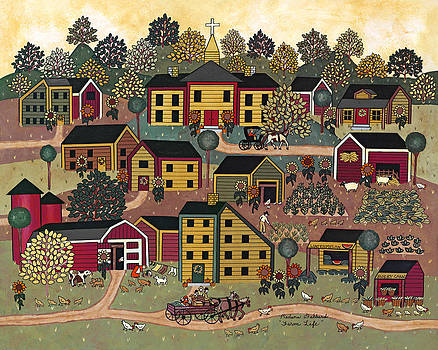 Farm Life by Medana Gabbard