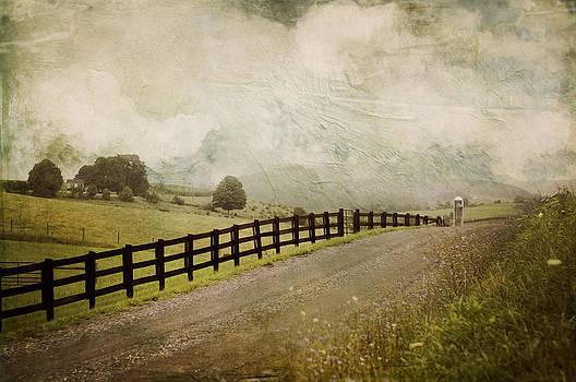 Farm Road by Kathy Jennings