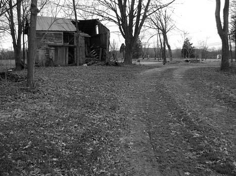 Farm Road by William Vivian